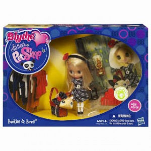 Littlest Pet Shop Blythe and Pet – Buckles & Bows Only $8.69 Shipped (Reg $14.99!)