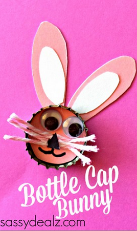 bottle-cap-chick-kids-craft