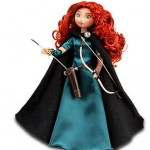 "Disney Store Exclusive 11"" Classic Doll Brave Princess Merida 68% Off + Free Shipping!"