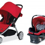 Britax 2014 B-Agile and B-Safe Travel System on Sale!