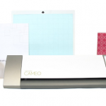Silhouette Cameo Electronic Cutting Tool Plus Vinyl Starter Kit Only $39.99 (Reg $339.98!)