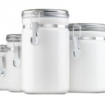 Shopko- Anchor Hocking Canister Set with Chrome Top Just $11.88 Shipped (Reg $29.99!)