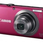 Canon PowerShot A2300 16.0 MP Digital Camera ONLY $59 (Reg. $139!) Today Only!