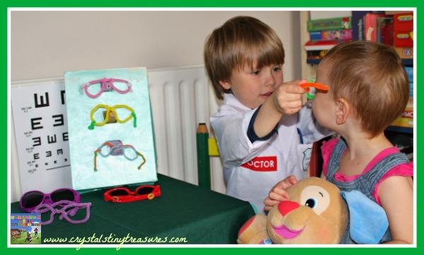 cereal box glasses holder