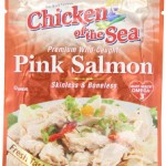 Chicken of the Sea Premium Skinless & Boneless Pink Salmon, 2.5 oz. (Pack of 12) ONLY $11.54 Shipped!