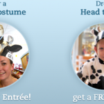 Chik-fil-A: FREE MEAL or Entree When You Dress Like a Cow (Friday, July 12th!)