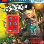 LEGO Wolves and Crocodiles Activity Book + MiniFigure ONLY $3.23 (Reg $8.99!)