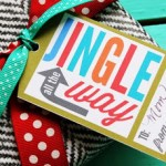 Free Christmas Gift Tag PDF Printables & Downloads
