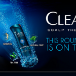 FREE Clear Men Scalp Therapy Shampoo Sample