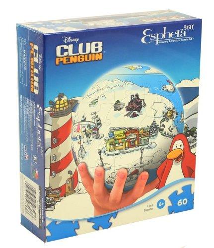 club penguin puzzle sphere