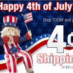 Collections Etc. Offering 4 Cent Shipping on $30 Orders with Promo Code!