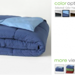 Kohls: Home Classics® Reversible Down-Alternative Comforter ONLY $8-12! (Reg $79.99+!)