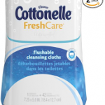 2 Cottonelle Fresh Care Flushable Moist Wipe Containers Only $3.18 Shipped!
