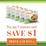 $1/5 any Lean Cuisine Varieties Printable Coupon