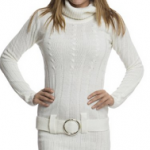 Cute and Affordable Cowl Neck Sweater Dresses for Women