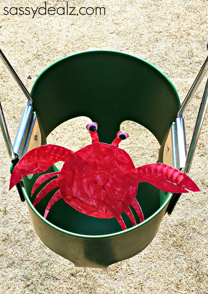 crab-paper-plate-craft