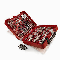 Craftsman 100-PC Accessory Kit Only $14.99 + Free In-Store Pickup (Reg $29.99!)