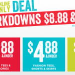 Crazy 8 Online Sale – Markdowns of Children's Clothes $8.88 and under (TODAY ONLY!)