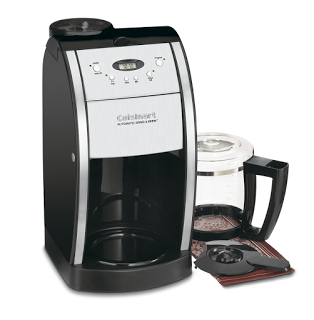 Amazon: Cuisinart Grind-and-Brew 12-Cup Automatic Coffeemaker 79% Off! - Sassy Dealz