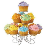 Multi-Cup Metal Dessert and Cupcake Stand Just $5.95 Shipped (Reg $19.95!)