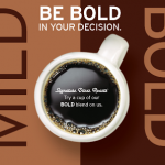 Denny's- Get a FREE Cup of Bold Coffee w/ Printable Coupon (Exp. 11/4)