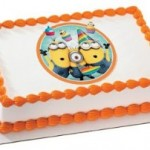 Cheap Despicable Me 2 Birthday Cake and Cupcake Toppers