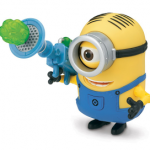Despicable Me 2 Stuart Deluxe Action Figure with Fart Dart Launcher Only $9.99 Shipped