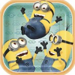 Cheap Despicable Me Party Supplies (Napkins, Plates, Cups, & More!)