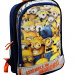 Despicable Me Kids Backpack Only $19.99 (Reg.$36 — 44% Off!) + More Book Bags w/ Gru and Minions