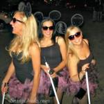 DIY 3 Blind Mice Group Halloween Costume Idea For Women