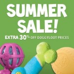 DoggyLoot – Extra 30% Off Dog Toys and Items (Summer Sale) + Free Shipping
