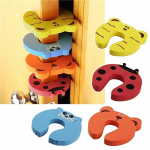 4 Pack of Door Stop Finger Pinch Guards Only $1.43 Shipped