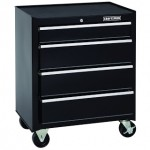 Craftsman 26 in. 4-Drawer Standard Duty Ball Bearing Rolling Cabinet ONLY $98 (Reg $199.99!)