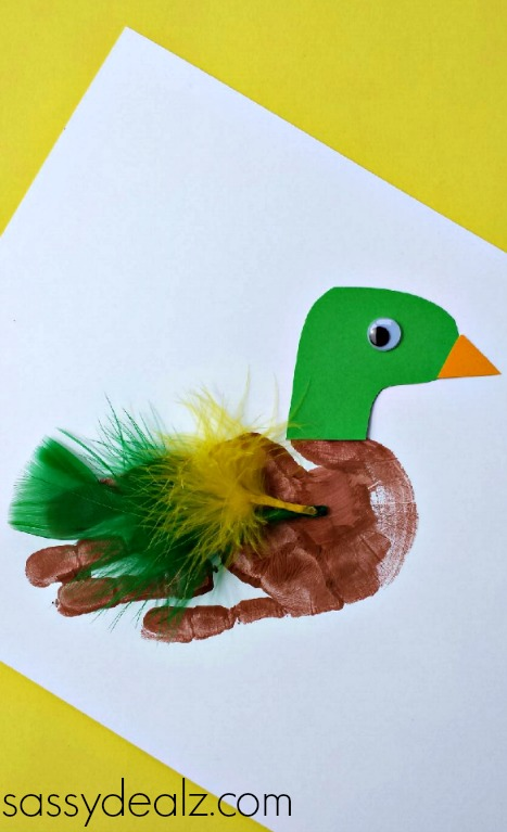 duck-handprint-crafts-kids