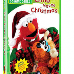 Elmo Saves Christmas DVD Only $5 + Free Shipping!