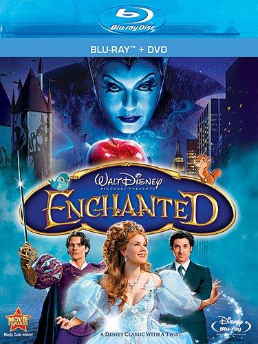 enchanted blu ray