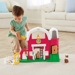 Walmart: Fisher-Price Little People Fun Sounds Farm Play Set Only $22.99