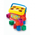 Fisher-Price Brilliant Basics Baby's First Blocks Only $8 Shipped (Reg $17.99!)