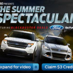 FREE $3 Amazon Instant Video Credit Courtesy of Ford