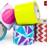 Free Sample of Scotch Expressions Packaging Tape