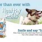 FREE Sample of Beneful® Healthy Smile Adult Dog Food