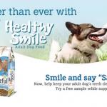 FREE Sample of Beneful® Healthy Smile Adult Dog Food