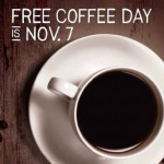 Bruegger's Bagels: Get a Free Coffee on November 7th Before 2PM!