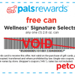 Petco- Free 2.8oz Can of Wellness Signature Selects Cat Food w/ Printable Coupon (Exp 10/13)