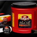 FREE Sample of Folgers Black Silk Coffee (Ground Coffee Left)