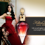 Free Sample of Katy Perry's Killer Queen Perfume