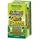 FREE Sample of Animal Parade KidGreenz Children's Chewables