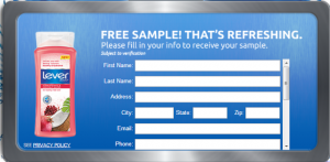 Play the Lever 2000 Instant Win Game *I JUST WON A FREE SAMPLE!*