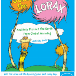 Get a FREE Lorax Activity Book for Kids!