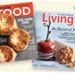 FREE 1 Year Subscription to Martha Stewart Living & Everyday Food Magazine